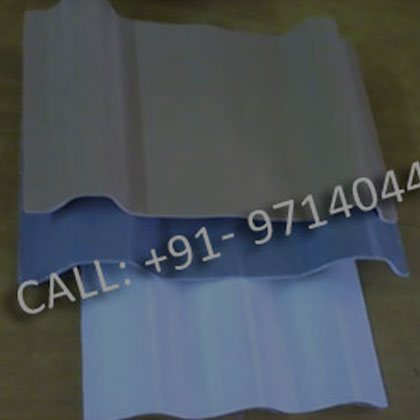 FRP Coloured Sheets
