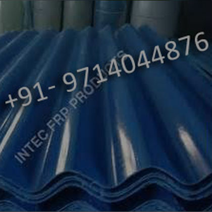 FRP Corrugated Sheets Natural